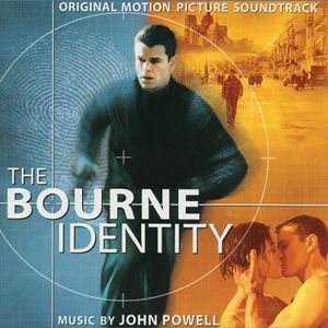 Bourne Identity (Score) (Original Soundtrack)
