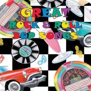 Great Rock & Roll Bop Songs , Various Artists