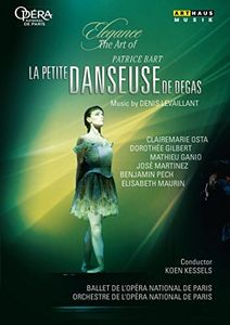 Levaillant: La Petite Danseuse de Degas