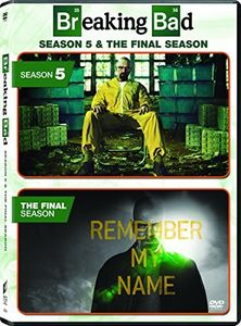 Breaking Bad: Final Season /  Breaking Bad: Final Season 5