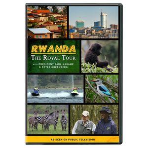 Rwanda: The Royal Tour