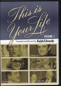 This Is Your Life: Volume 1 , Ralph Edwards