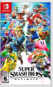 Super Smash Bros. Ultimate for Nintendo Switch