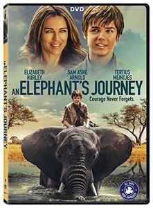 An Elephant'S Journey , Elizabeth Hurley