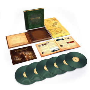 Lord Of The Rings: Return Of The King: Complete  Recordings , Howard Shore