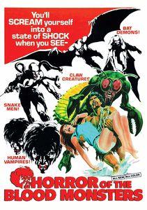 Horror Of The Blood Monster