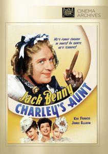 Charley's Aunt , Jack Benny
