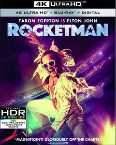 Rocketman , Taron Egerton