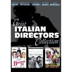 Great Italian Directors Collection