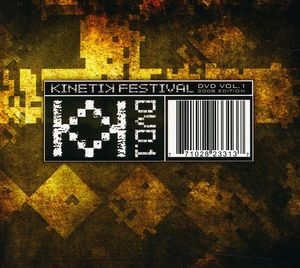 Kinetik Festival: Volume 1: 2008 Edition