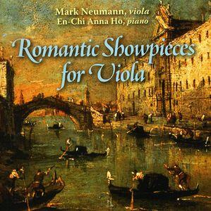 Romantic Showpieces for Viola