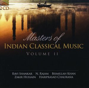 Masters Of Indian Classical Music, Vol. 2