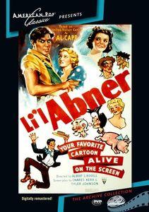 Buster Keaton: Li'l Abner