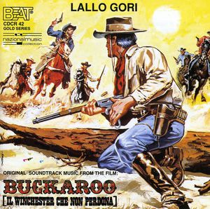Buckaroo (Original Soundtrack) [Import]