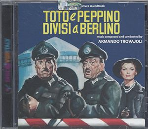Toto' E Peppino Divisi a Ber (Original Soundtrack) [Import]
