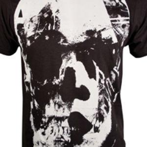 Damages Slim Fit T-Shirt Black - S