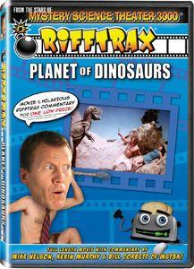 Rifftrax: Planet of Dinosaurs