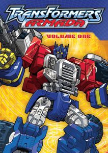 Transformers Armada: Volume One