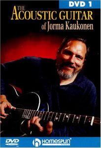 The Acoustic Guitar of Jorma Kaukonen: Volume 1