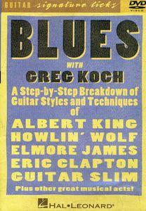 Blues Signature Licks