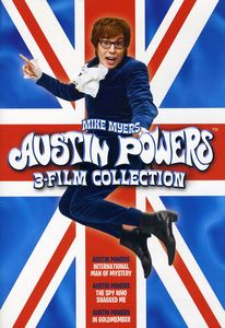 Austin Powers: 3 Film Collection