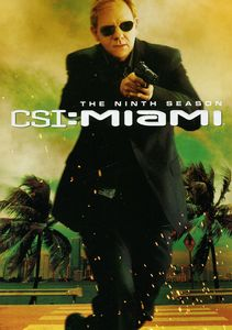 CSI Miami: The Ninth Season , David Caruso