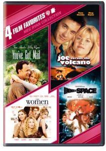 4 Film Favorites: Meg Ryan Collection