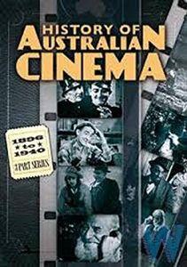 History of Australian Cinema [Import]