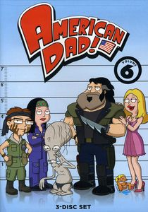 American Dad!: Volume 6