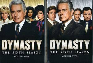 Dynasty: The Sixth Season , John Forsythe