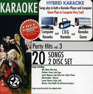Karaoke: Party Hits With Karaoke Edge