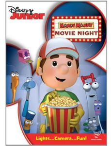 Handy Manny: Movie Night