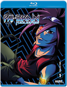 Phi-Brain: Season 1 - Collection 1