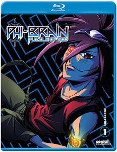 Phi-Brain: Season 1 - Collection 1