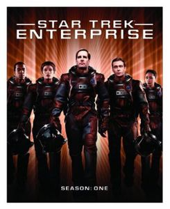 Star Trek: Enterprise - The Complete First Season