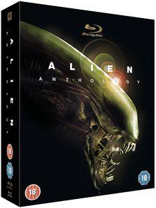 Alien Anthology (1979) (6 Disc Set) [Import]
