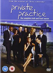 Private Practice-Season 6 [Import]