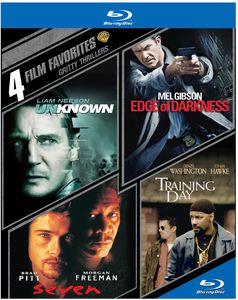 4 Film Favorites: Gritty Thrillers