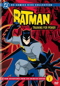 Batman: Training for Power: Season 1 Volume 1