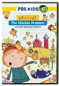 Peg & Cat: Chickens on the Loose & Other Really