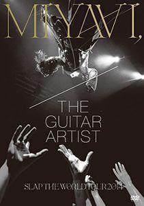 Guitar Artist-Slap the World Tour 2014