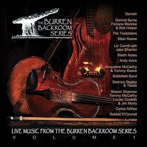 The Burren Backroom Series Vol. 1