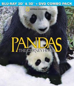 Pandas: Journey Home