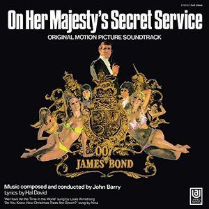 On Her Majesty's Secret Service (Original Soundtrack)