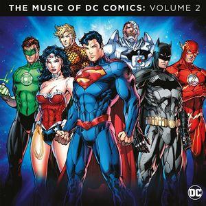 Music Of Dc Comics 2 /  Various [Import]