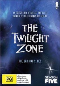 Twilight Zone - Original Series: Season 5 [Import]