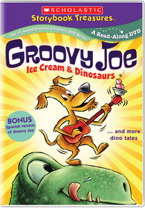 Groovy Joe: Ice Cream and Dinosaurs and More Dino Tales