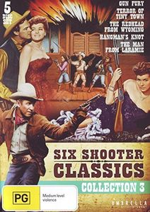Six Shooter Classics Western Collection Vol 3 [Import]