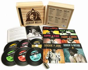 Box Of Blues , Junior Wells