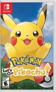 Pokemon Let's Go Pikachu for Nintendo Switch
